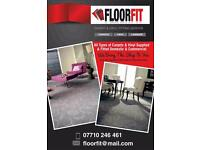 FloorFit carpet & vinyl fitting service