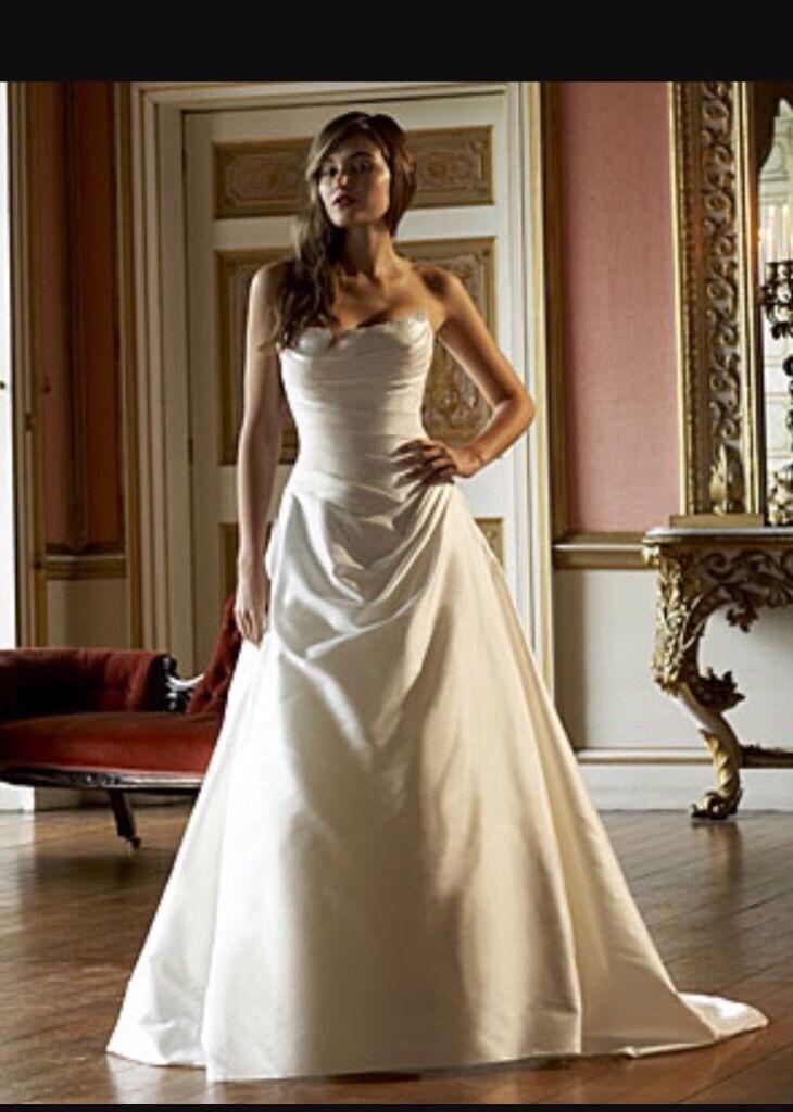 Alan Hannah Francois Wedding Dress