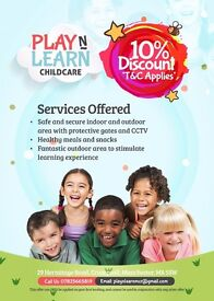 Childminder With A Difference in Crumpsall - 10% Promo Offer
