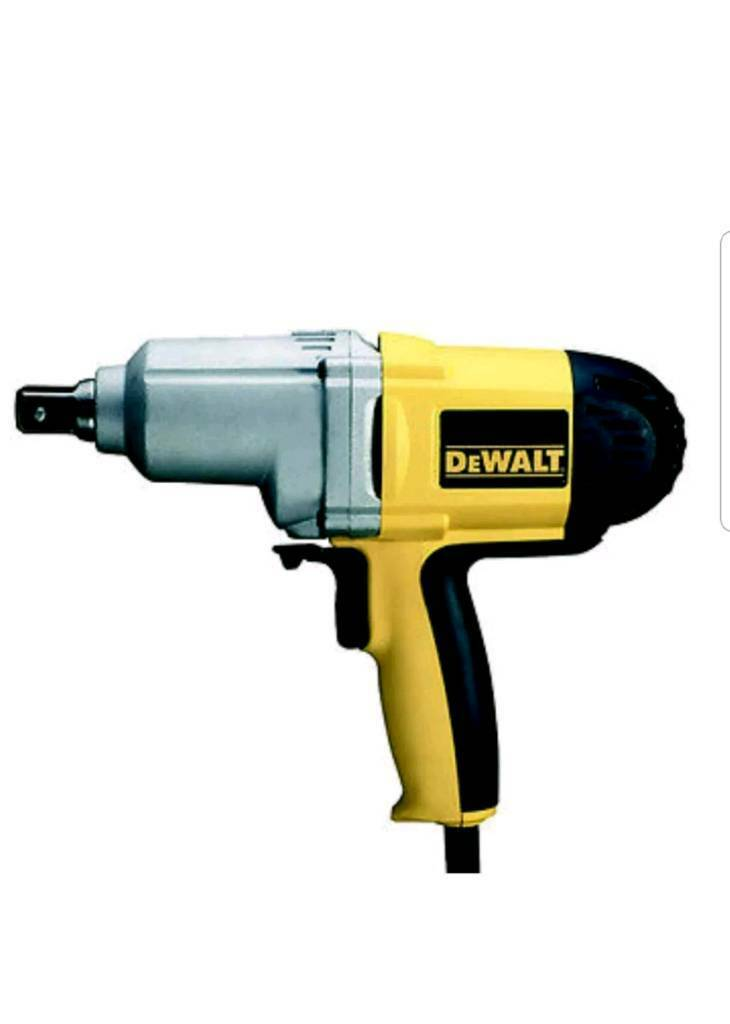 DeWalt DW294 Impact Wrench 3/4in Drive 710 Watt 110 Volt