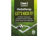 Football Liverpool Mental Health Well-being Wellbeing Friendly FUN