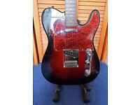 Stunning Fender Squire Telecaster Standard (upgraded)