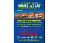 Properties Wanted,HOMES WE LET seeking all kind of houses and flats to let,GUARANTEED RENT