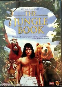 The Jungle Book (1994) [DVD PAL] Jason Scott Lee, John Cleese, Disney Adventure