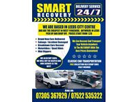 BREAKDOWN RECOVERY 24/7 CALL NOW !