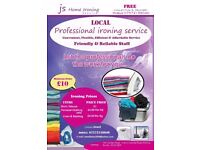 Ironing Services Woking, Chobam and surrounding areas