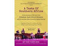 A Taste of Southern Africa