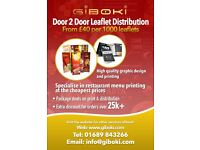 Leaflet Distribution - Croydon