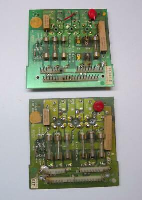 2 Early Bally Pinball Solid State Rectifier Boards AS-2518-18 Parts or Repair
