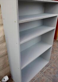 bookshelf, shelving unit
