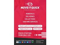Affordable Removal Services, Cheap Man & Van in Manchester, Stockport, Bolton, Liverpool