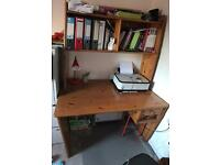 Good Size Desk for quick sale