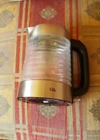 EGL glass kettle