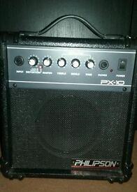 Philipson (Guitar) Amplifier (PX10) Bargain***