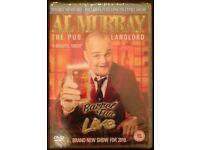 New DVD: 'Al Murray The Pub Landlord' Barrel Of Fun (2010)