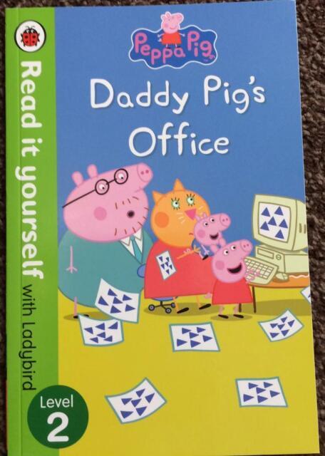 Peppa Pig Daddy Pig S Office Read It Yourself Ladybird Level 2 In Blackburn Lancashire Gumtree