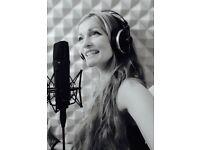 Prof. Vocal Recording Studio