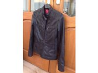 Ladies Leather Jacket for sale - Monsoon