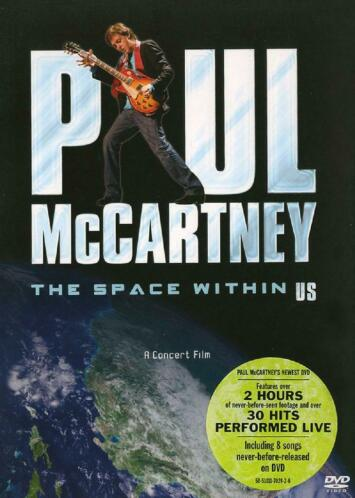 dvd muziek - Paul McCartney - The Space Within US
