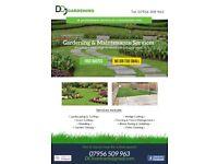 DCJ gardening & maintenance services