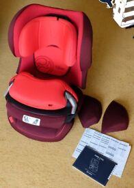 Car Seat • Cybex Juno 2 • 9-18 kg • Group 1