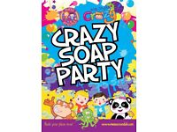 Messy Play Pontardawe - Crazy Soap Party