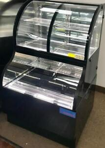 FRIGO A DOUBLE SERVICE / DOUBLE SERVICE FRIDGE / COMBINATION DISPLAY / DUAL SERVICE