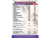 Accredited / Certified Beauty & Hair Training