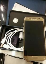 SAMSUNG S7 32GB UNLOCKED TO ALL NETWORKS