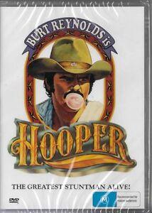 HOOPER (1978 Burt Reynolds)  -  DVD  UK Compatible