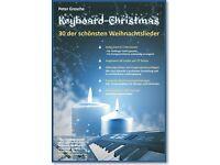 Keyboard-Christmas - 30 der schönsten Weihnachtslieder Nordfriesland - Niebüll Vorschau