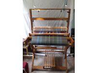 Weaving loom. Counterbalance 4 shaft, 30 inch weaving width