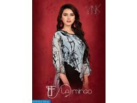 FLAMINGO BY VINK WHOLESALE READY MADE INDIAN TOPS Catalog pieces: 7