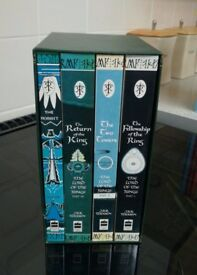 Box set LORD OF THE RINGS
