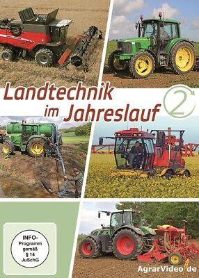Landtechnik im Jahreslauf, Teil 2  (NEU & OVP)