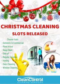 Domestic Cleaning, End of Tenancy, Deep Clean, Office Clean. TASK LIST INSIDE