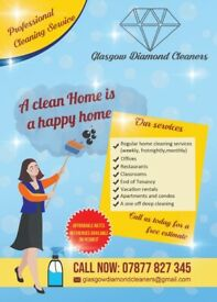 regular domestic cleaning/ one off deep cleaning