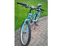 Girl's Bike - Hawk 'Amaretto' size = 24 inch wheels & 18-gears