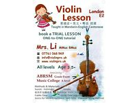 Book a Trial Lesson now with Mrs. Li - All levels! She is my teacher, and all I can say is be ready!