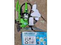 AS SEEN ON TV H2O 5 IN 1 STEAM CLEANER