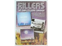 The Killers - The Complete Chord Songbook