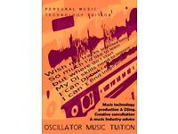 IN PERSON /SKYPE MUSIC DJ TUITION LESSONS FLStudio Ableton Traktor Maschine EDM Trance House Techno