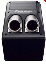 Pioneer TS-WX206A 150W bandpass active subwoofer