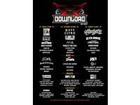 Download Festival Ticket (Weekend Quiet Camping)