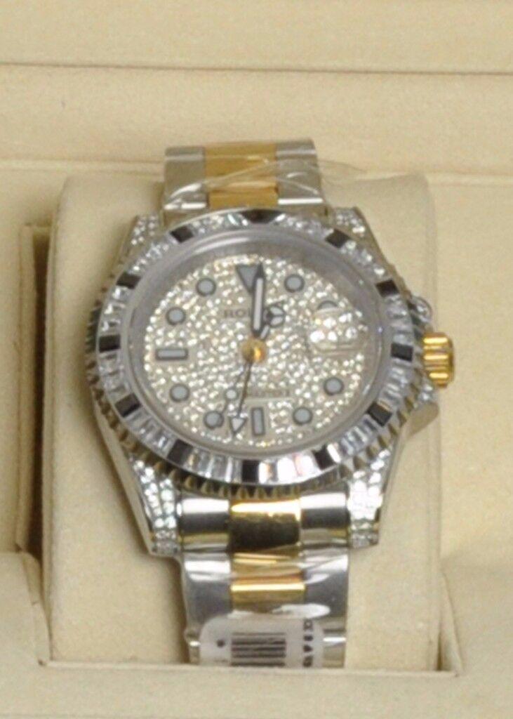 Rolex Watch Not Cartier Hublot