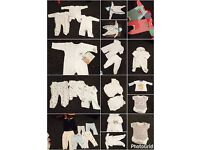 Baby clothes 0-3,3-6 i can sell individualy per item or together