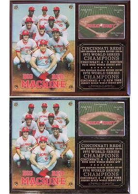 1975-76 World Series Champions Cincinnati Reds Big Red Machine Photo (1975 Big Red Machine)