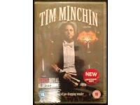 New DVD: 'Tim Minchin & The Herritage Orchestra' At The Royal Albert Hall (2011)
