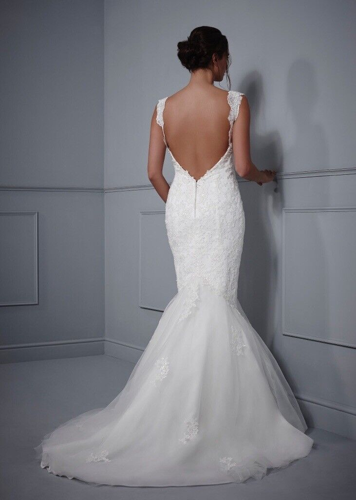 Romantica Valentina Fishtail Wedding Dress (BOUGHT BUT CHANGED ...