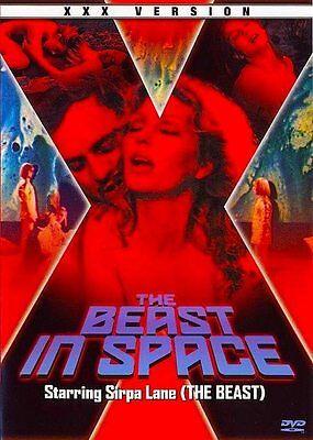 The Beast In Space  Dvd  2009  Uncut  Rare Oop Hard To Find Erotica Severin Film